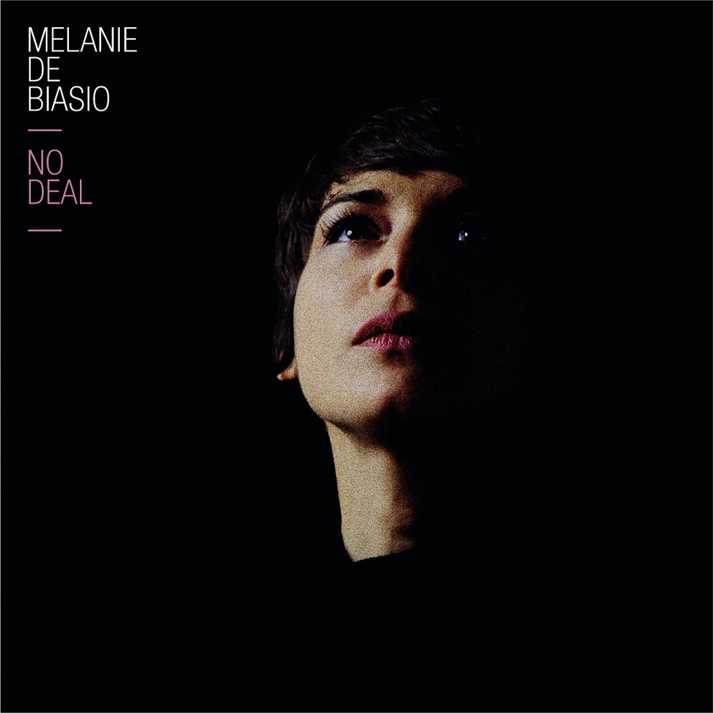 Album cover 'No Deal' van Melanie De Biasio