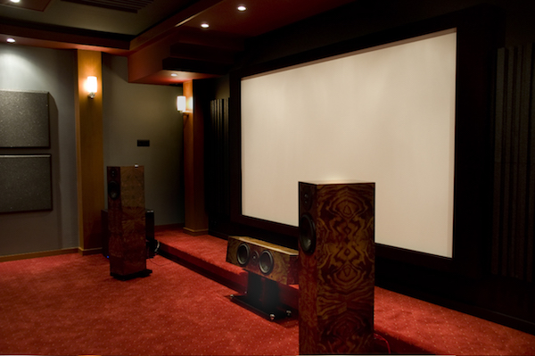 wilson benesch home cinema