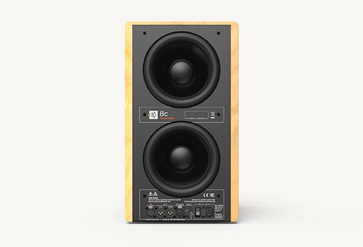dutch & dutch -speaker-studio-8c-rearview
