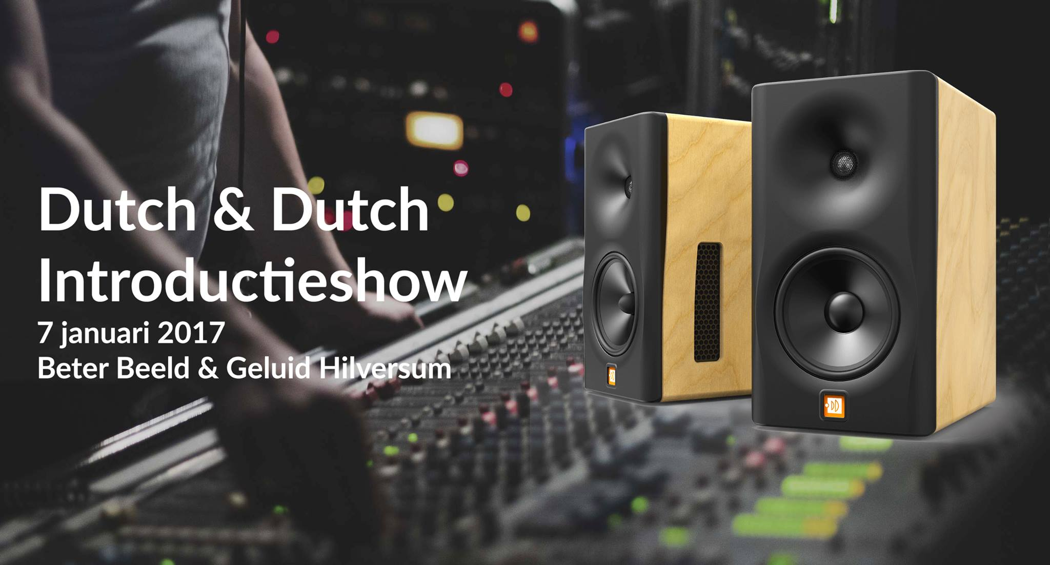 Dutch & Dutch Introductieshow