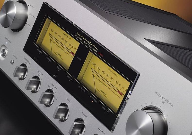 Luxman Audio Show