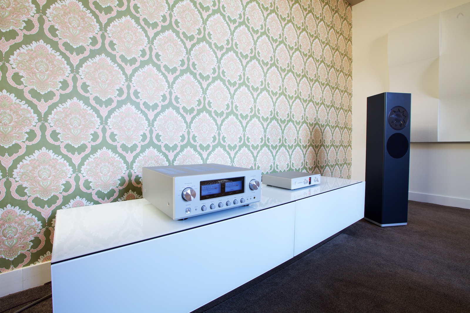 Showverslag Luxman Audio Show