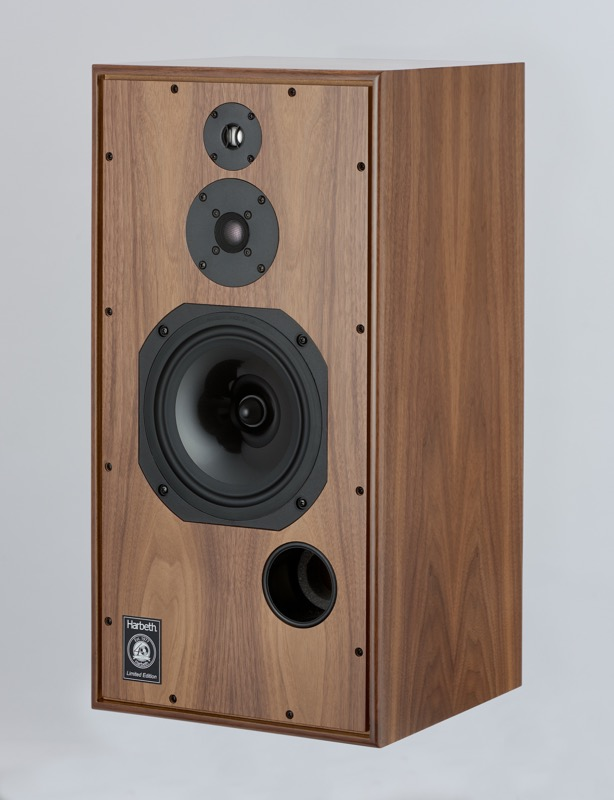 Harbeth HL5 Plus  Walnut
