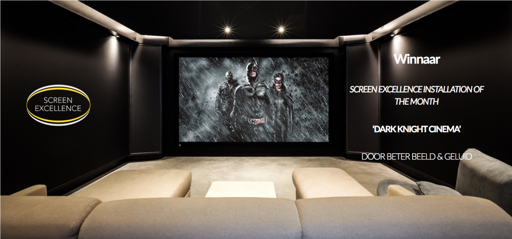 Dark Knight Cinema Droombioscoop wint award