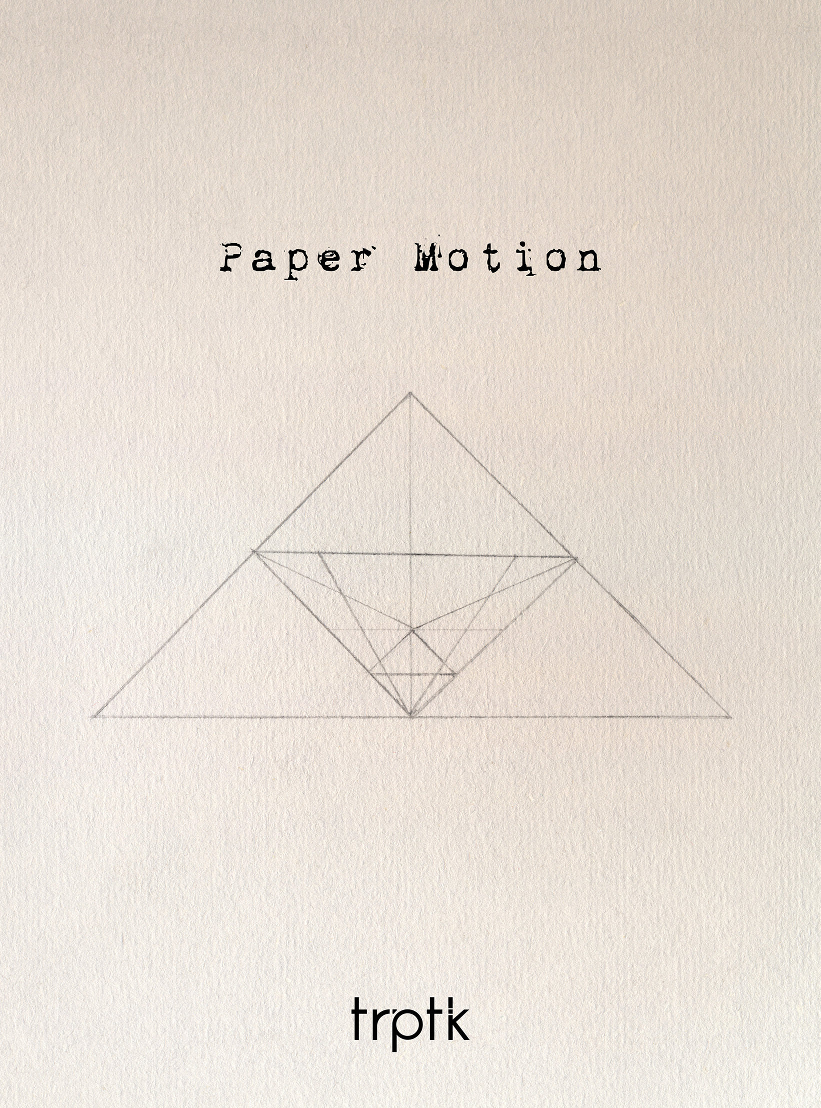 Paper Motion Cover
