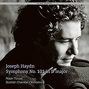 Joseph Haydn: Symphony No. 101 - Robin Ticciati and the Scottish Chamber Orchestra