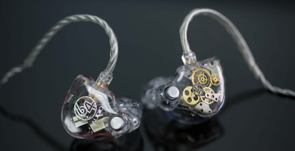 64 Audio custom IEM