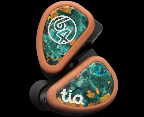 64 Audio tia Fourté