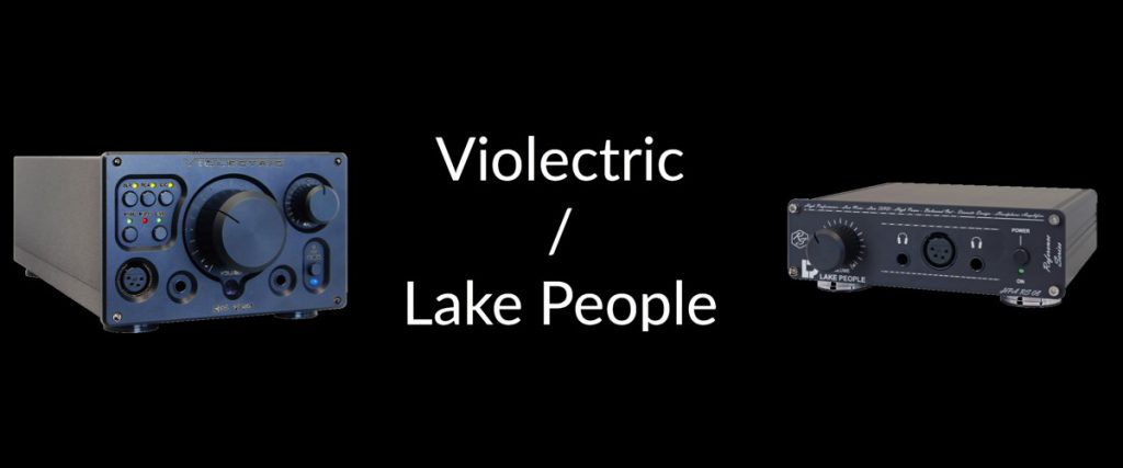 lake people / violectric
