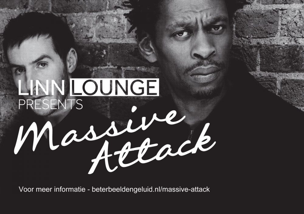 Linn Lounge met Massive Attack