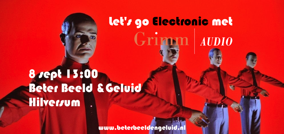 Let's go Electronic