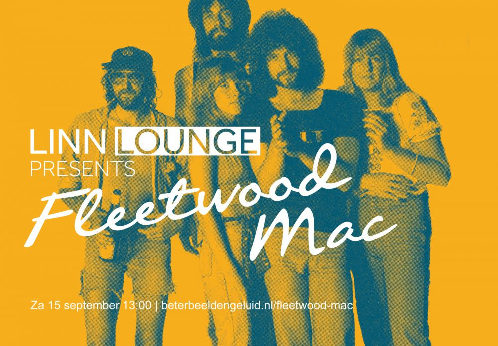 Linn Lounge met Fleetwood Mac