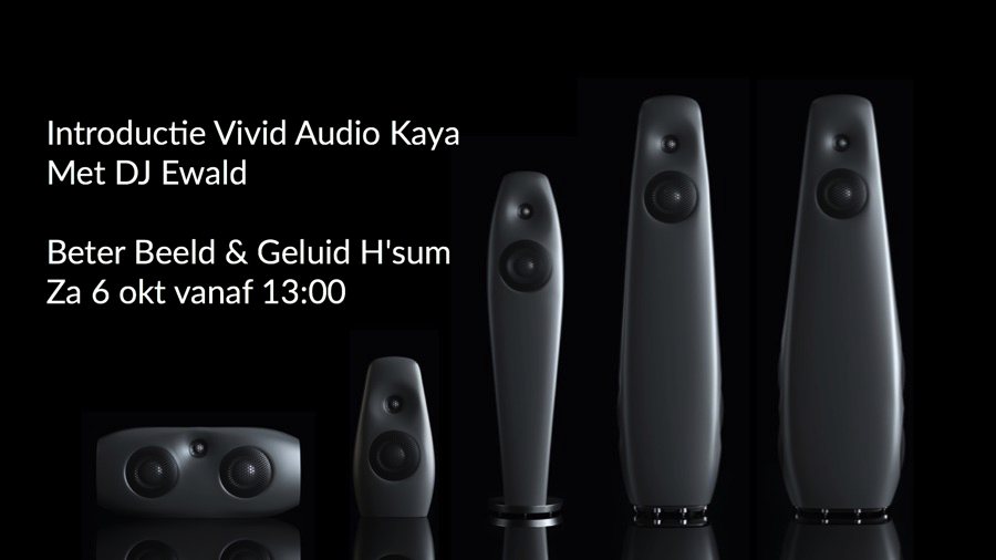 introductie vivid audio Kaya