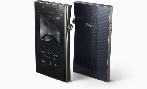Astell & Kern A&Futura SE100 back-front