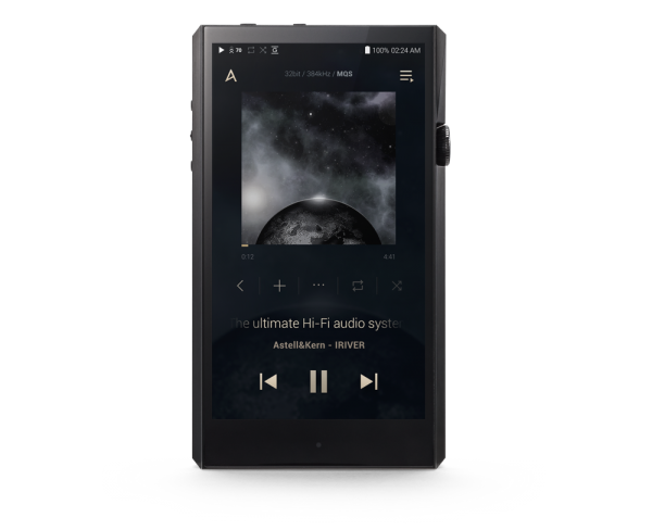 Astell & Kern A&Ultima SP1000 front