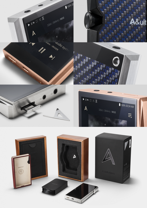Astell & Kern A&Ultima SP1000 overview