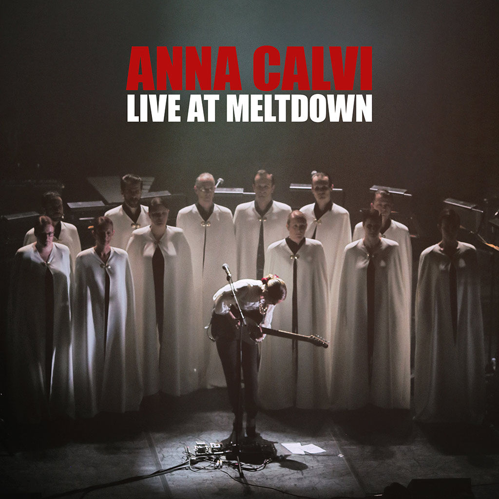 Anna Calci - Live at Meltdown (2017)