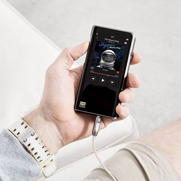 shanling m5s portable music player
