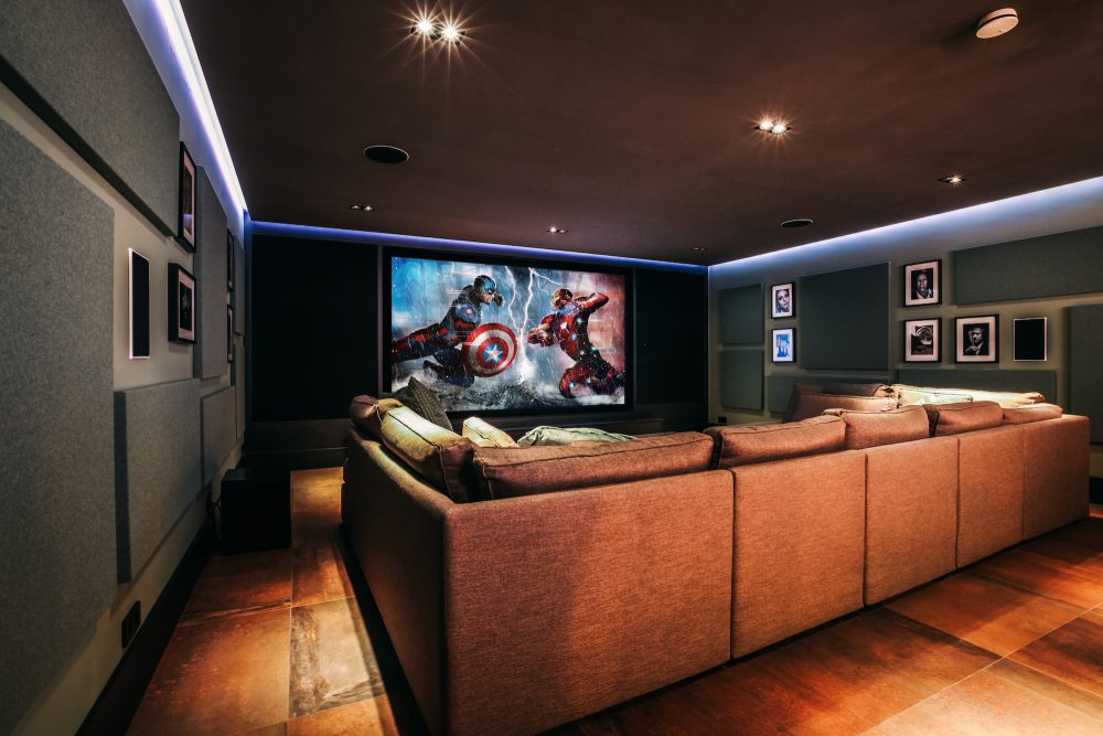 Dolby Atmos home-cinema