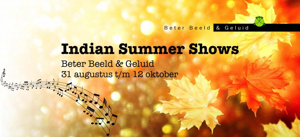 Indian Summer Shows 2019