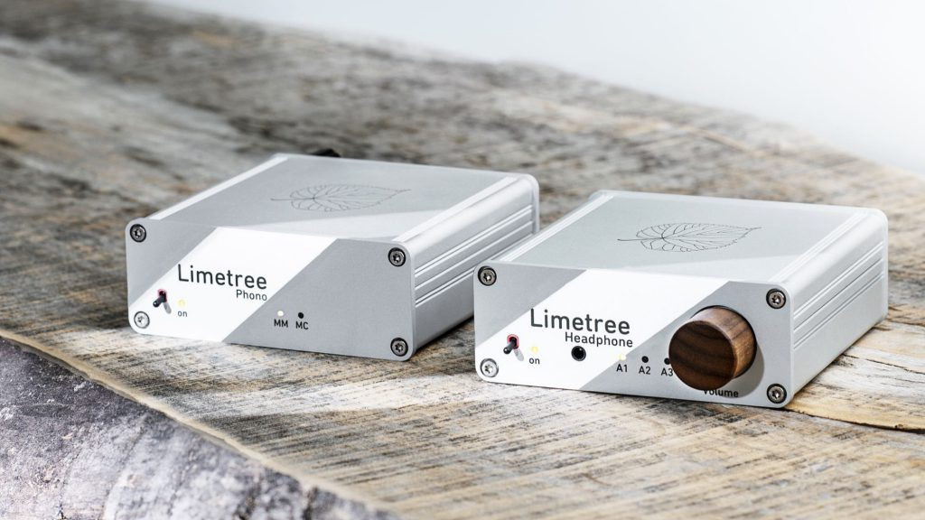 Lindemann Limetree Phono & Limetree Headphone
