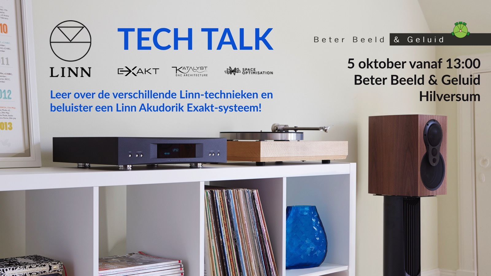 Linn Tech Talk